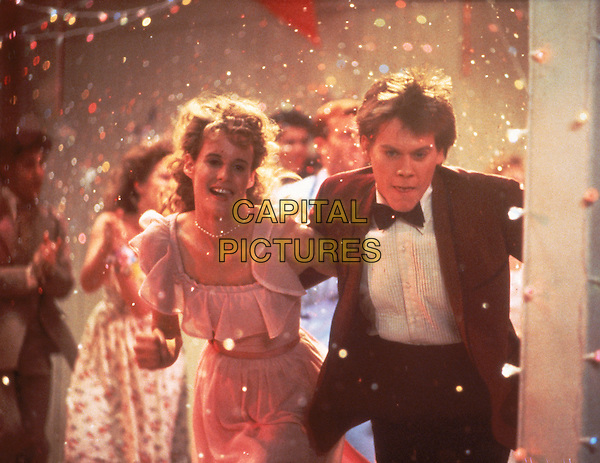 Lori Singer, Kevin Bacon<br /> in Footloose (1984) <br /> *Filmstill - Editorial Use Only*<br /> CAP/NFS<br /> Image supplied by Capital Pictures
