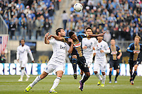 Philadelphia Union vs Vancouver Whitecaps March 31 2012