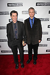 Roger Rees & Rick Elice.attending the Broadway Opening Night Performance of 'Clybourne Park' at the Walter Kerr Theatre in New York City on 4/19/2012 © Walter McBride/WM Photography .