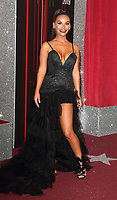 Chelsee Healey at The British Soap Awards 2019 arrivals. The Lowry, Media City, Salford, Manchester, UK on June 1st 2019<br /> CAP/ROS<br /> ©ROS/Capital Pictures