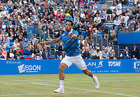 FELICIANO  LOPEZ  (ESP)<br /> <br /> Aegon Championships 2014 - Queens Club -  London - UK -  ATP - ITF - 2014  - Great Britain -  15th June 2014. <br /> <br /> &copy; AMN IMAGES