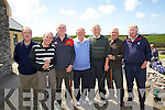 Skellig Bay Golf Club held their Captains Prize on Sunday pictured here with the Captain were some of the hopefuls l-r; John Fleming, Eamon McGillicuddy(Skellig Bay Vice-Captain), Robbie O'Mahony, Dan Brosnan(Captain Skellig Bay G.C.), Paddy Cronin, John Quinlan & Hugh Mullins.