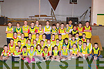 REPRESENTED: The Gneeveguill AC were well represented at the Community Games Indoor Athletics at the CBS Green, Gym, Tralee on Saturday..    Copyright Kerry's Eye 2008