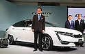 Honda Clarity Fuel Cell vehicle can cruise 750km on a charge of hydrogen