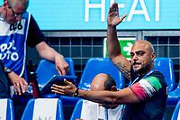 MINOTTI Christian ITA<br /> Women's 1500m Freestyle Heats<br /> Day 11 24/07/2017 <br /> XVII FINA World Championships Aquatics<br /> Duna Arena Budapest Hungary <br /> Photo ©A.Masini/Deepbluemedia/Insidefoto