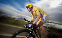 Tour de France 2012: from Pyrenees to Paris