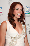 AMANDA RIGHETTI. Arrivals to the Academy of Television Arts and Sciences Foundation 31st Annual College Television Awards at the Renaissance Hotel. Hollywood, CA, USA. April 10, 2010.