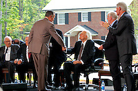 PRIVATE CEREMONY TO DEDICATE THE NEW BILLY GRAHAM LIBRARY IN CHARLOTTE , NC 05-31-2007 PHOTO BY JONATHAN GREEN