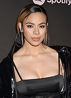 LOS ANGELES, CA - FEBRUARY 07: Dinah Jane attends Spotify's Best New Artist Party at the Hammer Museum on February 07, 2019 in Los Angeles, California.<br /> CAP/ROT/TM<br /> ©TM/ROT/Capital Pictures