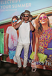 Model and Hat Maker Nick Fouquet Attends Sunglass Hut Electric Summer Campaign Kick-Off‏ Held at Industry Kitchen