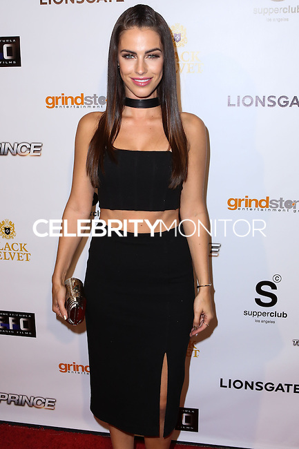 HOLLYWOOD, LOS ANGELES, CA, USA - AUGUST 18: Jessica Lowndes at the Los Angeles Premiere Of Lionsgate Films' 'The Prince' After Party held at Supperclub on August 18, 2014 in Hollywood, Los Angeles, California, United States. (Photo by Xavier Collin/Celebrity Monitor)