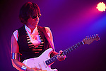 Jeff Beck at Wellmont Theater, Montclair, NJ 6/14/2010.