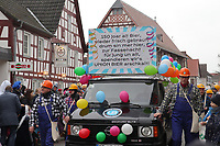 Union Bier Groß-Gerau nimmt am Umzug teil - Büttelborn 11.02.2018: Rosensonntagsumzug der BCA