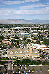 1309-22 3136<br /> <br /> 1309-22 BYU Campus Aerials<br /> <br /> Brigham Young University Campus, Provo, <br /> <br /> Hinckley Alumni and Visitors Center, HC<br /> <br /> September 6, 2013<br /> <br /> Photo by Jaren Wilkey/BYU<br /> <br /> &copy; BYU PHOTO 2013<br /> All Rights Reserved<br /> photo@byu.edu  (801)422-7322