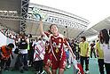 Homare Sawa (Leonessa), JULY 24, 2011 - Football / Soccer : 2011 Plenus Nadeshiko LEAGUE 1st Sec match between INAC Kobe Leonessa 2-0 JEF United Ichihara-Chiba Ladies at Home's Stadium Kobe in Hyogo, Japan. (Photo by Akihiro Sugimoto/AFLO SPORT) [1080]