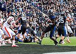 2012 BYU Football vs Oregon State