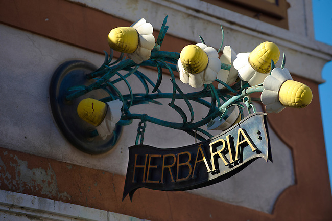 Herbaria Street Sign - ( Gy?r )  Gyor Hungary