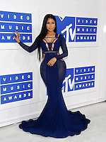 NEW YORK, NY - AUGUST 28: Nicki Minaj attend the 2016 MTV Video Music Awards at Madison Square Garden on August 28, 2016 in New York City Credit John Palmer / MediaPunch