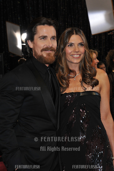Christian Bale at the 83rd Annual Academy Awards at the Kodak Theatre, Hollywood..February 27, 2011  Los Angeles, CA.Picture: Paul Smith / Featureflash