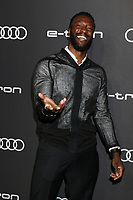 LOS ANGELES - SEP 19:  Aldis Hodge at the Audi Celebrates The 71st Emmys at the Sunset Towers on September 19, 2019 in West Hollywood, CA