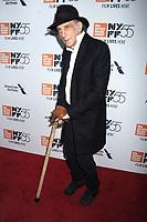 Edward Lachman bei der Premiere von 'Wonderstruck' auf dem 55. New York Film Festival in der Alice Tully Hall. New York, 07.10.2017