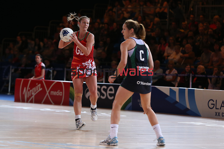 Glasgow 2014 Commonwealth Games<br /> <br /> Wales v Northern Ireland<br /> <br /> 01.08.14<br /> ©Steve Pope-SPORTINGWALES
