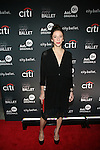Dancer Gretchen Smith Attends The Premiere of the new AOL On Original Series city.ballet Held at Tribeca Cinemas, NY
