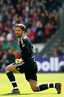 Ben Foster of West Brom stretches during the EPL - Premier League match between Crystal Palace and West Bromwich Albion at Selhurst Park, London, England on 13 May 2018. Photo by Carlton Myrie / PRiME Media Images.