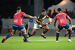 NELSON, NEW ZEALAND September 14: Mitre 10 Cup, Mako v Taranaki, Trafalgar Park, Nelson, New Zealand, September 14, 2018 (Photos by: Barry Whitnall/Shuttersport Ltd