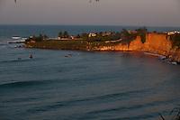 Natal_RN, Brasil...Vista da baia dos Golfinhos em Natal...Golfinhos bay in Natal...Foto: LEO DRUMOND / NITRO