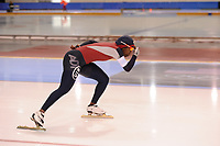 SPEEDSKATING: SALT LAKE CITY: 06-12-2017, Utah Olympic Oval, ISU World Cup, training, Erin Jackson (USA), photo Martin de Jong