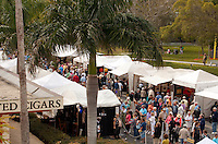 Naples National Art Festival, Cambier Park, Naples, Florida, USA. Feb 20 & 21, 2010. Photo by Debi Pittman Wilkey