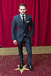 © Licensed to London News Pictures . 16/05/2015 .  The Palace Hotel , Manchester , UK . NICK RHYS . The red carpet at the 2015 British Soap Awards , The Palace Hotel , Oxford Road , Manchester . Photo credit : Joel Goodman/LNP