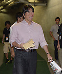 Hideki Matsui (Yankees), MARCH 12, 2015 - MLB : Major League Baseball Spring Training game between the Atlanta Braves and New York Yankees at George M. Steinbrenner Field in Tampa, Florida, United States. (Photo by AFLO)