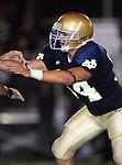 Servite @ Notre Dame - Sherman Oaks (CIF Southern Section).Anthony McDonald (54).Notre Dame High School Stadium.Sherman Oaks, CA (Los Angeles) - October 5, 2007.KN1R8309.CREDIT: Dirk Dewachter