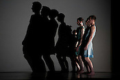 Scottish Dance Theatre performs Lay Me Down Safe Friday June 22nd 2012 at DPAC during ADF.