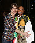 Stephanie Pope with Erik Altemus attending the Broadway Opening Night Gypsy Robe Ceremony honoring Stephanie Pope for 'Pippin' at the Music Box Theatre in New York City on 4/25/2013