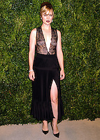 NEW YORK CITY, NY, USA - NOVEMBER 03: Melissa George arrives at the 11th Annual CFDA/Vogue Fashion Fund Awards held at Spring Studios on November 3, 2014 in New York City, New York, United States. (Photo by Celebrity Monitor)