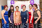 Sarah Leahy, Jackie O'Connor, Siobhan Barrett, Mags Brick, Susan Hayes Culleton and Liz Maher  at the Connect Magazine Ladies business awards 2015 at Ballyroe Heights Hotel on Friday