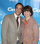 Producers Hal Luftig & Margo Lion<br /> attending Meet & Greet for the New Broadway Musical 'Catch Me If You Can'  at the 42ns Street Rehearsal Studios in New York City.