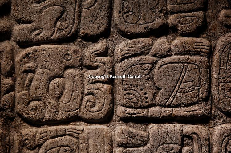 Mayan Stele