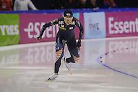 SCHAATSEN: HEERENVEEN: IJsstadion Thialf, 17-11-2012, Essent ISU World Cup, Season 2012-2013, Ladies 500 meter Division A, Sang-Hwa Lee (KOR), ©foto Martin de Jong