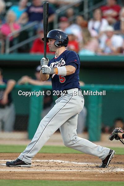 Cole Gillespie - 2012 Reno Aces (Bill Mitchell)