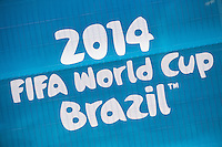 2014 FIFA World Cup sign