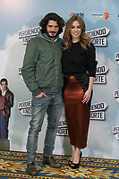 Actor Yon Gonzalez and actress Blanca Suarez pose during `Perdiendo el Norte´ film presentation photocall in Madrid, Spain. March 03, 2015. (ALTERPHOTOS/Victor Blanco)