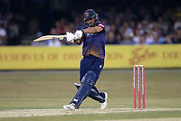 Ryan ten Doeschate hits 4 runs for Essex during Essex Eagles vs Middlesex, Vitality Blast T20 Cricket at The Cloudfm County Ground on 6th July 2018