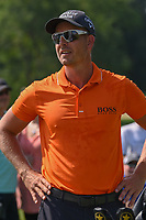 Henrik Stenson (SWE) stands near the first tee during 3rd round of the World Golf Championships - Bridgestone Invitational, at the Firestone Country Club, Akron, Ohio. 8/4/2018.<br /> Picture: Golffile | Ken Murray<br /> <br /> <br /> All photo usage must carry mandatory copyright credit (© Golffile | Ken Murray)