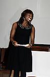 Delaina Dixon, - Color of Beauty Awards on February 4, 2014 at Holy Apostles, New York City, New York. (Photo by Sue Coflin/Max Photos)