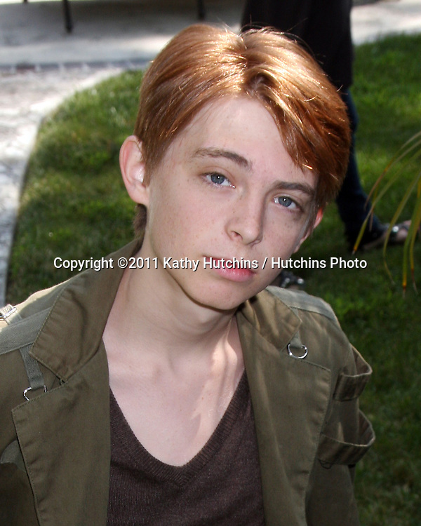 LOS ANGELES - AUG 6:  Dylan Riley Snyder at a private photo shoot at Private Home on August 6, 2011 in Sherman Oaks, CA