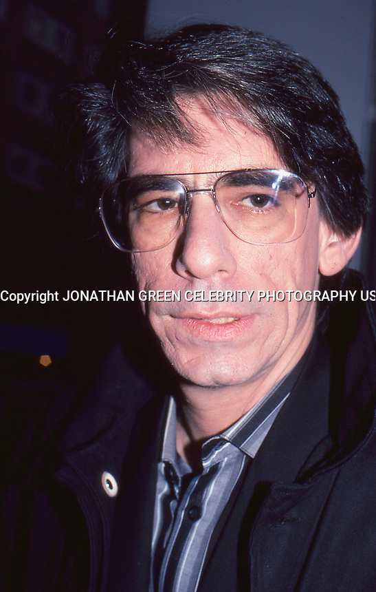 Richard Belzer 1987 by Jonathan Green